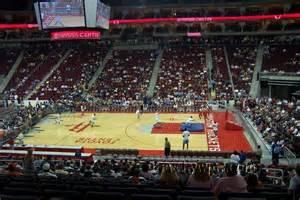 Toyota Center Rockets Yao Houston Rockets And Toyota Center