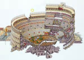 stephen biesty illustrator exploded views colosseum