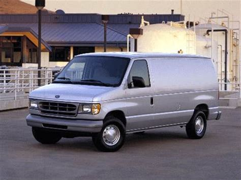 2001 ford econoline e150 cargo pricing ratings reviews kelley blue book