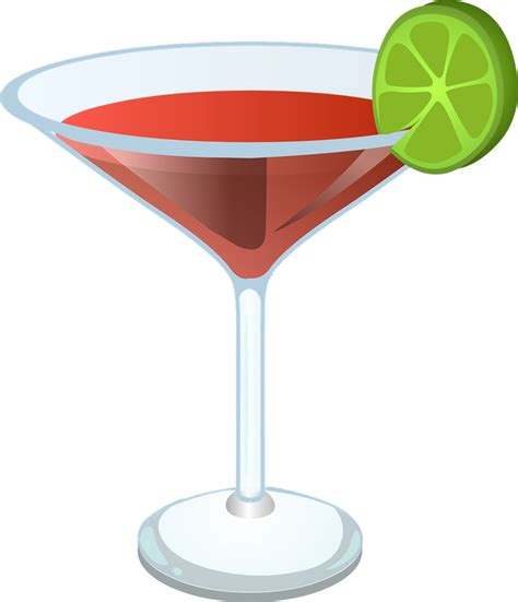 cocktail cartoon free to use public domain cocktail clip art
