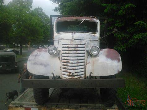 gmc factory  dump truck