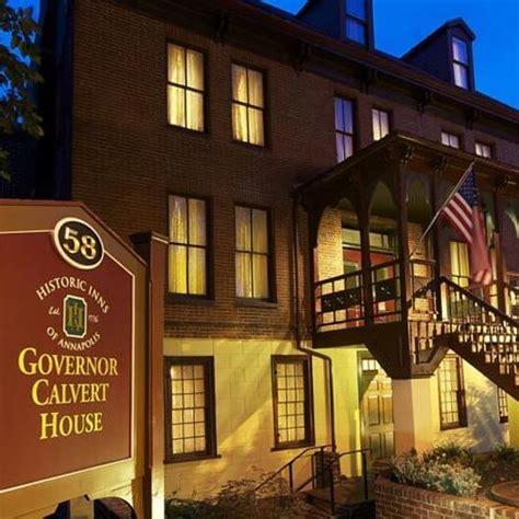 Calvert House by Historic Inns Of Annapolis Annapolis