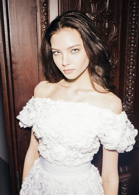 Alesya Dress alesya kafelnikova has tried on a wedding dress