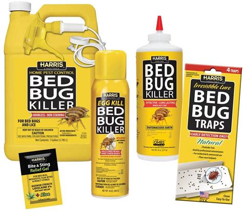 bed bug chemicals 10 shocking facts about bed bugs pf harris