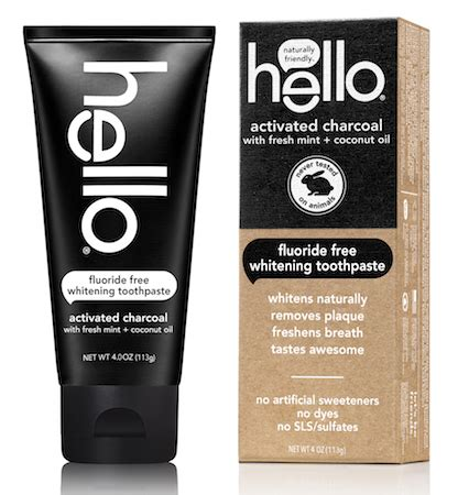 products unveils charcoal fluoride toothpaste cdr