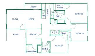 Pictures Of Floor Plans by Columbus Apartments Floor Plans