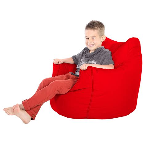 Childrens Bean Bag Armchair by Comfy Childrens Armchair Beanbag