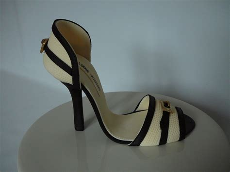 louis vuitton high heel shoes louis vuitton high heel shoe cakecentral