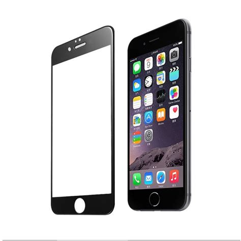Tempered Glass Iphone 5 3d iphone 6 coverage 3d tempered glass screen protector