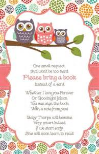 baby shower bring book instead of card pin by on yayee for babies and weddings