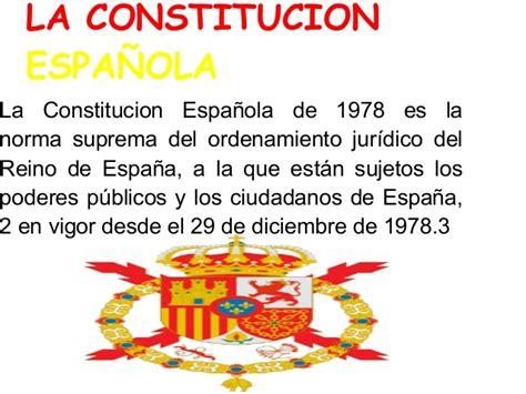 constitucin espaola 29 de la constituci 211 n espa 209 ola para los alumnos as de 6 186