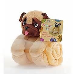 pug plush blanket novelty gifts gifts debenhams