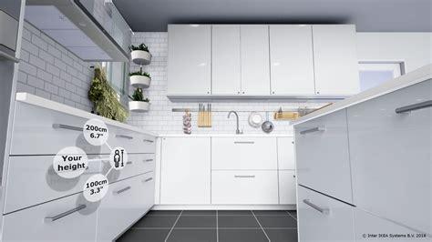 ikea kitchen design app ikea brings kitchen design to reality in new app