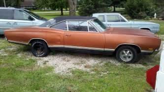 Dodge Coronet 500 Mostly Rust Free 1969 Dodge Coronet 500