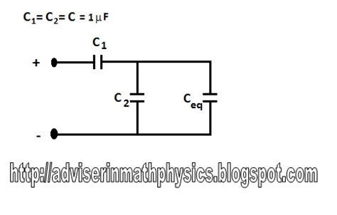 capacitor calculus questions equivalent capacitor problems 28 images cleo circuits learned by exle find the equivalent