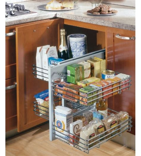 corner cabinet pull out storage corner kitchen cabinet pull out storage scf hardware