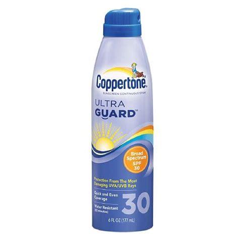 Review Coppertone To Go Spray Spf 15 by Coppertone Continuous Spray Spf 30 Reviews Photo