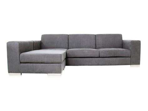 Grey Microfiber Sectional Sofa by Modani Island Sectional Sofa Modern Grey Microfiber