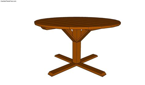 round picnic bench plans round picnic table plans