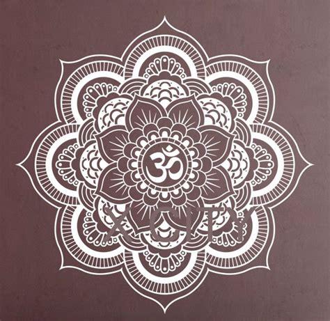 imagenes mandalas yoga pinturas murais grande decalque da parede do vinil da
