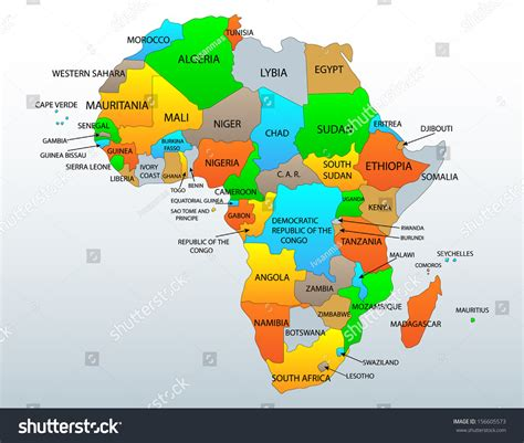 map of africa countries map africa countries africa map