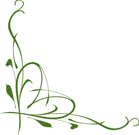 free strawberry vine border download free clip art free