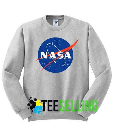 Hoodie Nasa Roffico Cloth 1 nasa hoodie and