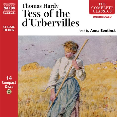 tess of the durbervilles 0141040335 tess of the d urbervilles unabridged naxos audiobooks