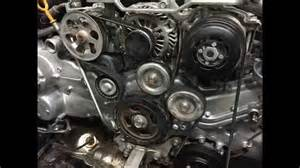 2010 Subaru Legacy Timing Belt Replacement 2013 2014 Subaru Legacy Outback Serpentine Belt Location