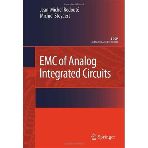 design and applications of analog integrated circuits soclof pdf applications of analog integrated circuits 28 images design of analog cmos integrated