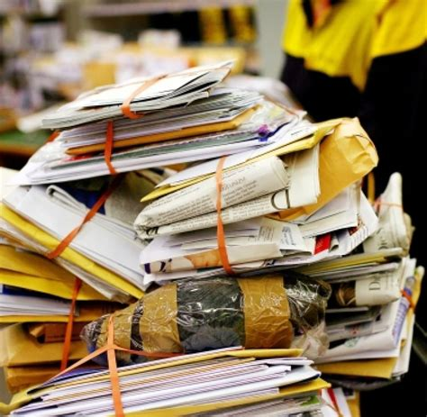Beschwerde Briefzustellung Deutsche Post Deutsche Post Stellt Montags Nur Noch Zeitungen Und Pakete