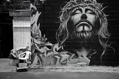 imagenes de jesucristo graffitis el blog de marcelo graffitis de jes 218 s