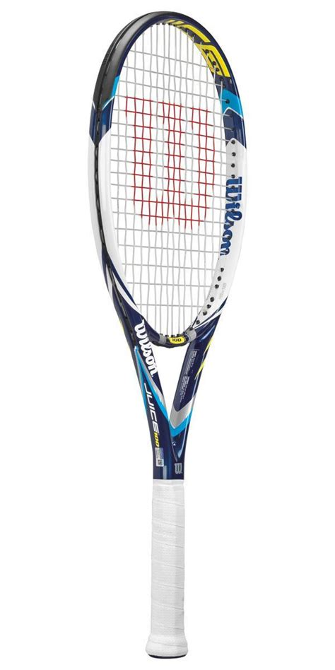 Raket Wilson Wave Blx wilson juice 100 blx tennis racket tennisnuts
