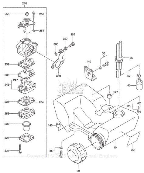 robin rgx5500 generator parts wiring diagrams repair