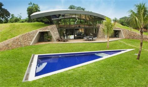 marvelous home design comes in bioclimatic concept