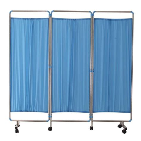 Bed Screen Curtain high quality stainless steel hospital bed screen curtain