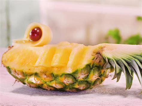 Basteln Mit Obst by Tiere Aus Obst So Einfach Geht S Lecker