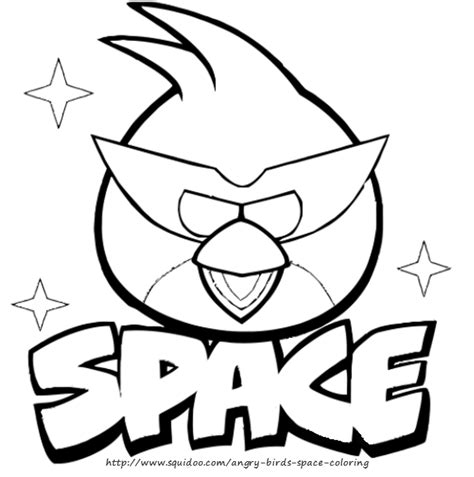 full page angry birds coloring pages bird coloring pages angry bird coloring pages space kids