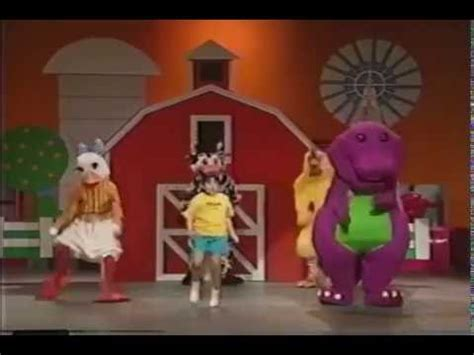 barney and the backyard gang episodes barney the backyard gang barney 1991 episode 7 youtube