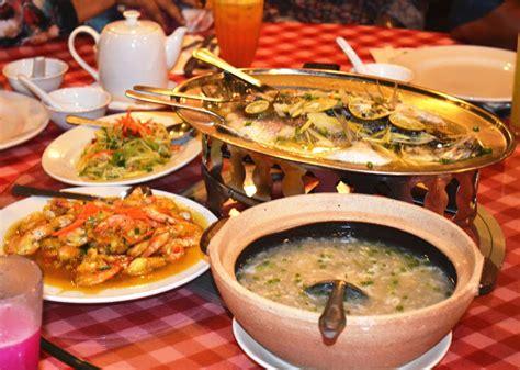 Makan Meja Di Restoran Central 10 restoran makanan laut paling sedap di sekitar kuala