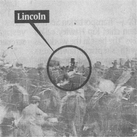 lincoln today this is an enlargement as published in usa today