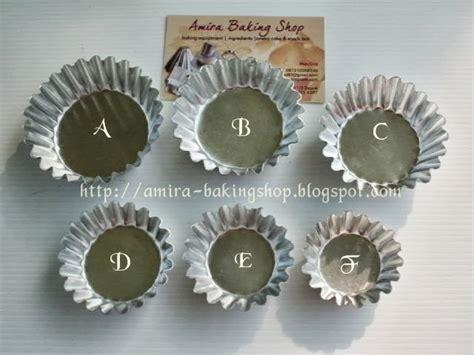 Cetakan Pie Diameter 6cm Per 20pcs amira baking shop cetakan kue imoet