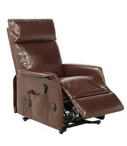 wessex leather electric lift recliner chair brown images