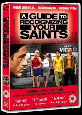 News A Guide To Recognising Your Saints by News Flash Channing Tatum S A Guide To Recognizing