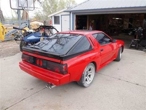 old car owners manuals 1988 mitsubishi starion electronic throttle control 1988 mitsubishi starion esi conquest stick shift 5 speed 118k wide body for sale mitsubishi