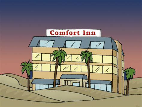 comfort inn wiki comfort inn family guy wiki