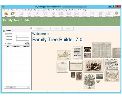 tree builder images family tree builder