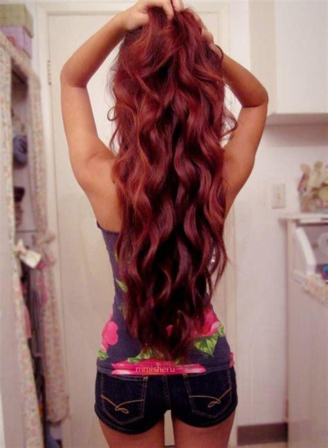 hairstyles color tumblr maroon hair color tumblr