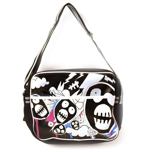 The Mighty It Bag by Mighty Boosh Sports Bag Pink Cat Shop