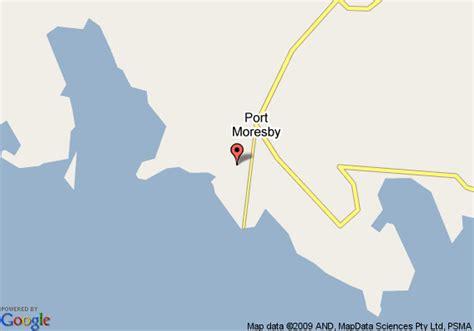 port moresby map map of inn port moresby port moresby